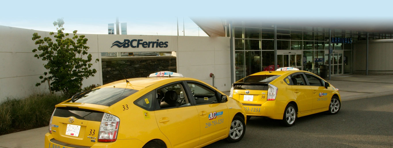 Affordable and Fast Services Nanaimo Taxi