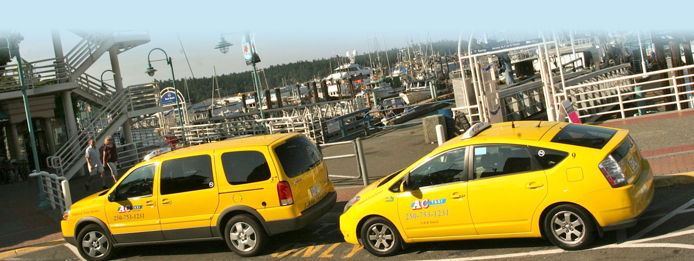 1st class Nanaimo Taxi